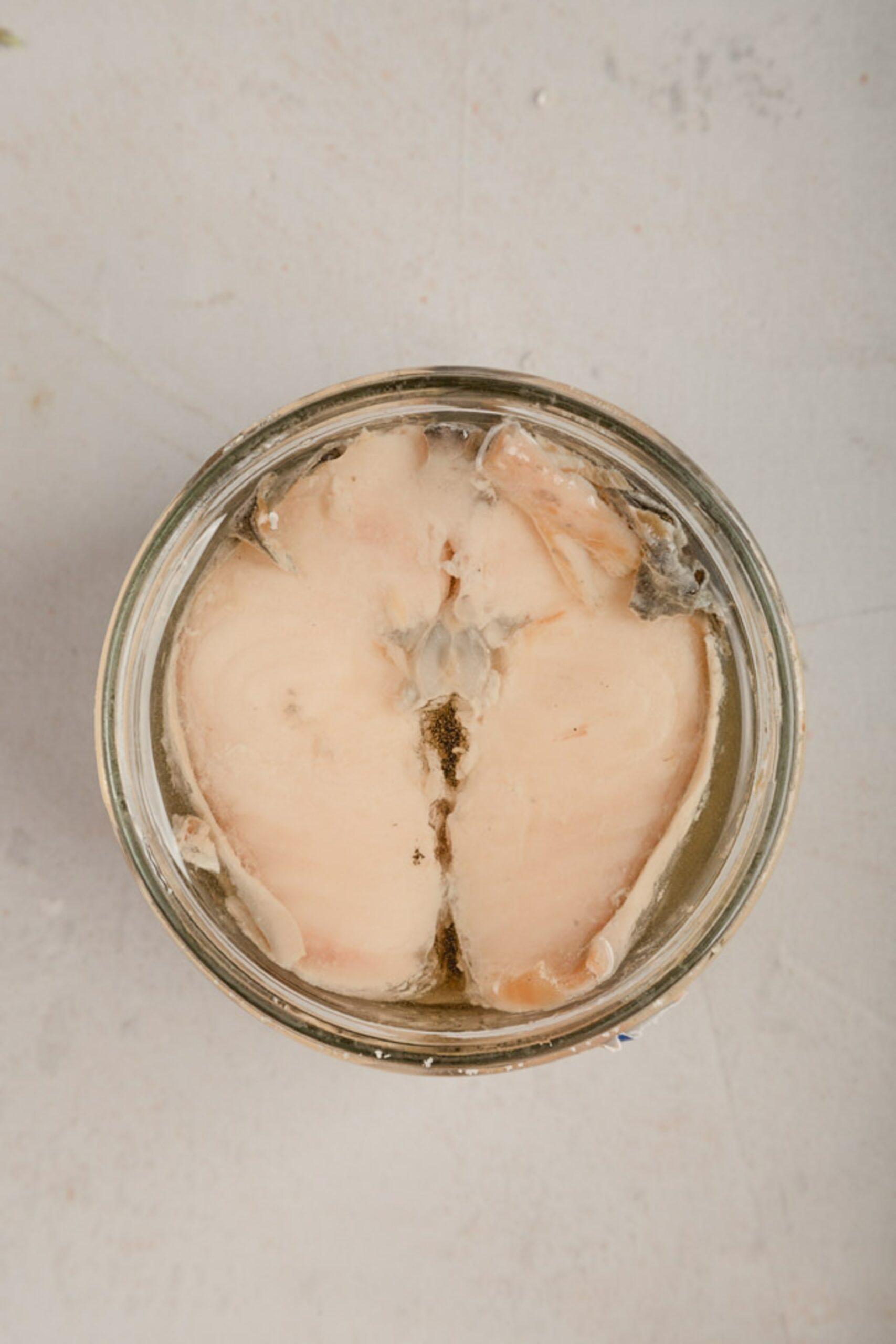 Tinned fish «Natural Beluga»