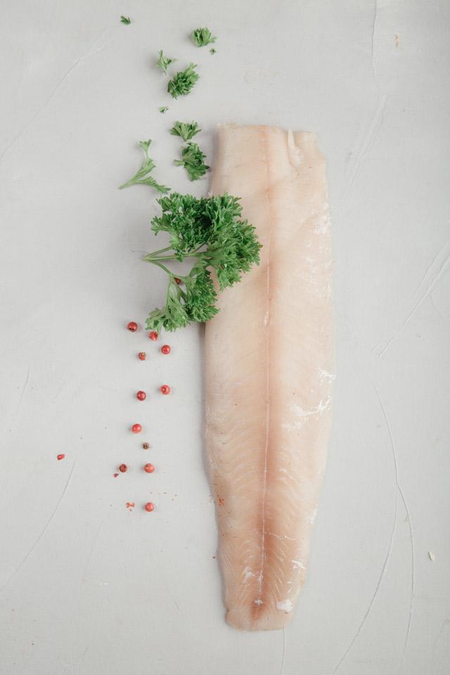 Freshly Frozen Pike Fillet