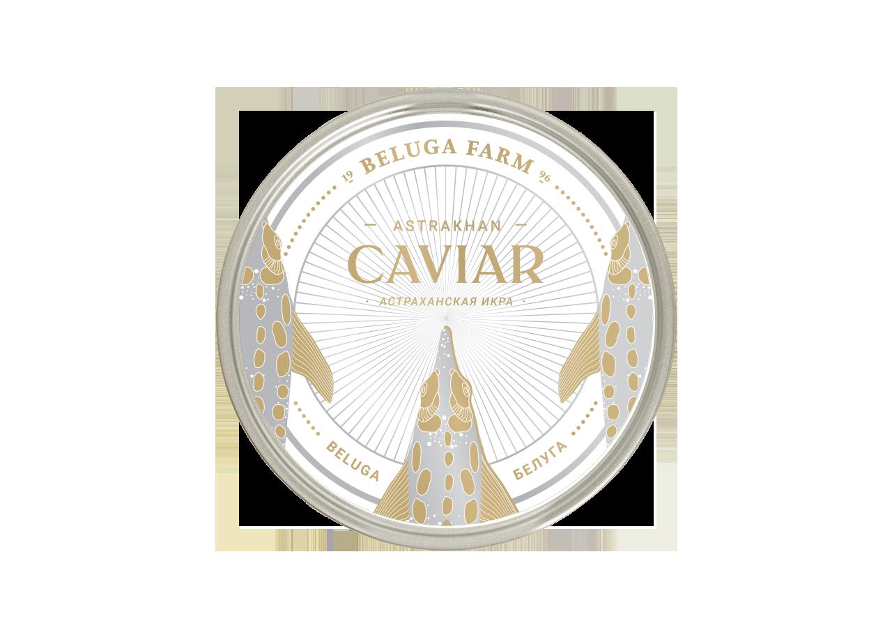 Caspian Beluga Caviar (life method)
